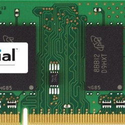 Crucial 8GB Single DDR3 1600 MT/s (PC3-12800) CL11 SODIMM 204-Pin 1.35V/1.5V Notebook Memory @ Amazon