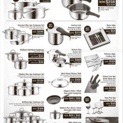 WMF cookware promotion @ TANGS