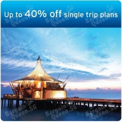 Up to 40% off single trip travel insurance plans with Citibank Credit Cards