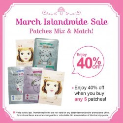 March Promotions @ Etude House