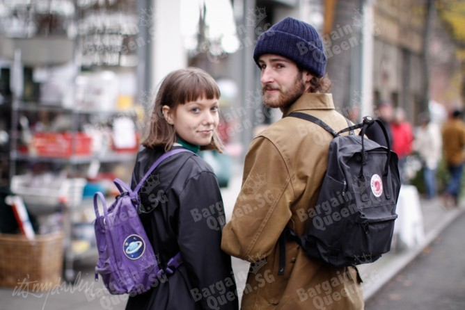Kerrissa Bohn Daniel Knight  Fjallraven backpacks seattle street style fashion it's my darlin'_2252