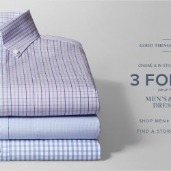 Select Men and Women's Shirts @ Brooks Brothers