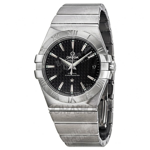 omega-constellation-chronometer-automatic-black-dial-stainless-steel-mens-watch-123-10-35-20-01-002-2