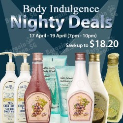 Special Nighty Deals @ Skinfood