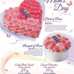 Mother's Day Early Bird Special @ PrimaDeli