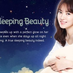 1-month supply of Water Sleeping Mask samples register @ LANEIGE