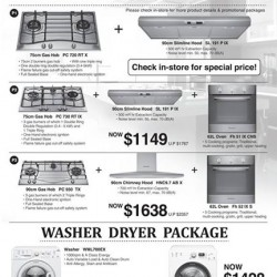 Ariston Cooking Package Promotion @ Mayer