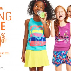 Spring Sale@ THE CHILDREN'S PLACE US