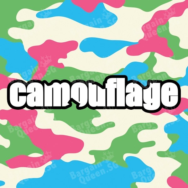 Camouflage kids
