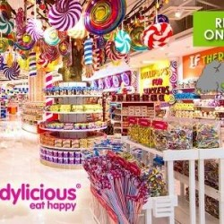 Eat Happy with 20% OFF Candylicious @ Groupon