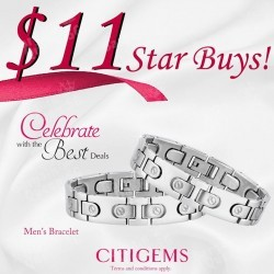 $11 Star Buy promotion @ CITIGEMS