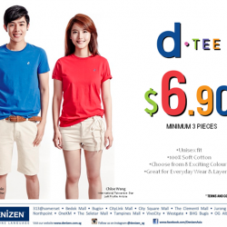 d.Tees. for $6.9 @ Denizen