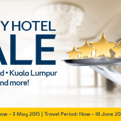 Up to 50% off Luxury Hotel Sale @ Expedia