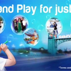 Eat & Play for Just S$5 @ Sentosa