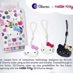 New contactless Hello Kitty EZ-Charms available from 30 Apr. 2015