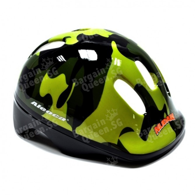 flash-deal-aleoca-kid-scooter-ab84190-s-a-green-free-helmet-bell-9690-637093-2-zoom