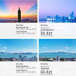 International Flights Promotion @ Malaysia Airlines
