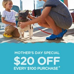 Mother's Day Special @ Crocs
