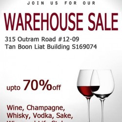 Up to 70% Off WAREHOUSE SALE  @ The Oaks