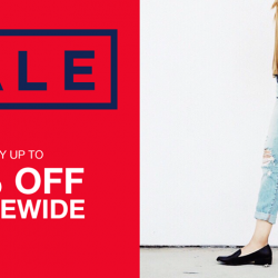 Up to 50% off + extra 10% off @ GAP