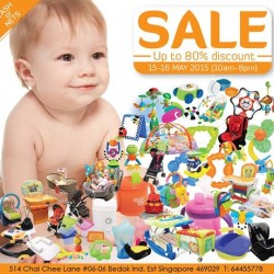 Warehouse Sale @ The Baby Studio