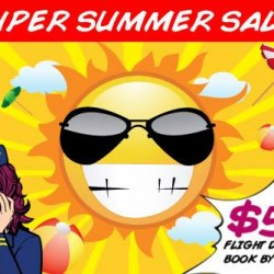 Super Summer Sale @ CheapTickets.sg
