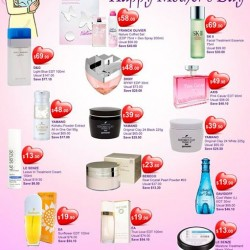 Mother's Day Promo @ Beauty Language