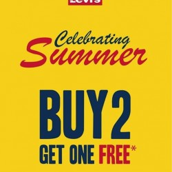 Buy 2 Get 1 Free @ Denizen