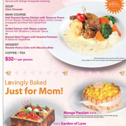 Mother's Day promotion @ Jack's Place