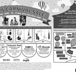 Carnival sale up to 60% off @ Philips