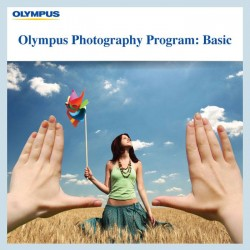 Olympus 2-day intensive photography workshop