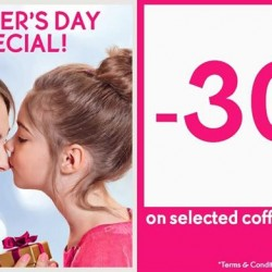 30% off selected body care coffret gift sets @ Yves Rocher