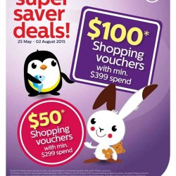 SG50 super saver deals @ Philips Avent
