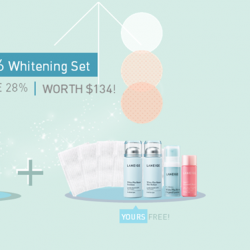 GSS Promotion: Save 28% for Whitening Set @ LANEIGE