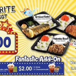Weekdays Fiesta! Your favourite for just $5.0 @ One Raffles Place