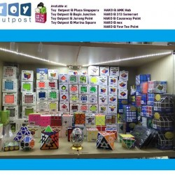 10% off all puzzles with any 2 or more puzzles purchased @ Toy Outpost