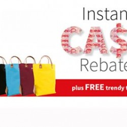 GNC LiveWell Promotion: Instant Cash Rebate + Free Tote Bag