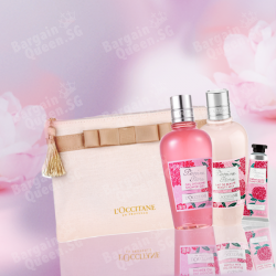 Mother's Day FREE DELIVERY promotion @ L'OCCITANE