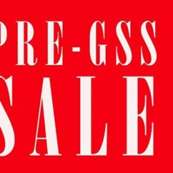Enjoy up to 30% off pre-GSS Sale @ DOT