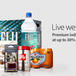Quality products at up to 30% off @ RedMart