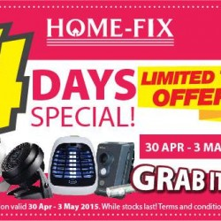 Limited time sale @ Home-Fix