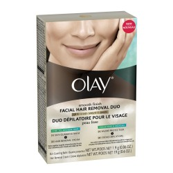 Olay Smooth Finish Facial Hair Removal Duo @ Amazon