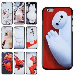 New Cute cartoon big hero 6 Baymax PC hard back Case For iPhone 4S 5S 6 6 plus @ eBay