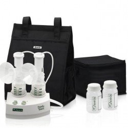 Ameda Purely Yours Double Electric Breast Pump, White @ Amazon.com