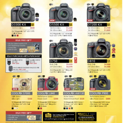 Mid-Year Promotion @ Nikon