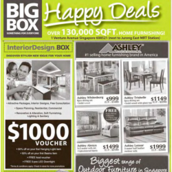Mother's day promotion @ BIG Box