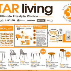 34 Anniversary Sale @ Star Living