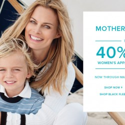 Up to 40% Off Women's Apparel Accessories @ Brooks Brothers USA