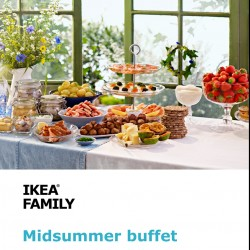 IKEA Midsummer Buffet tickets available for sale