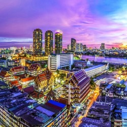 Groupon: Singapore Airlines $255 Return Flights To Bangkok